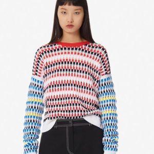 Kenzo multicoloured sweater size M